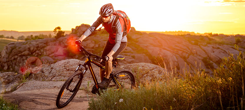 Så underhåller du din mountainbike